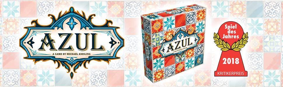 Azul, board game, Spiel des Jahres