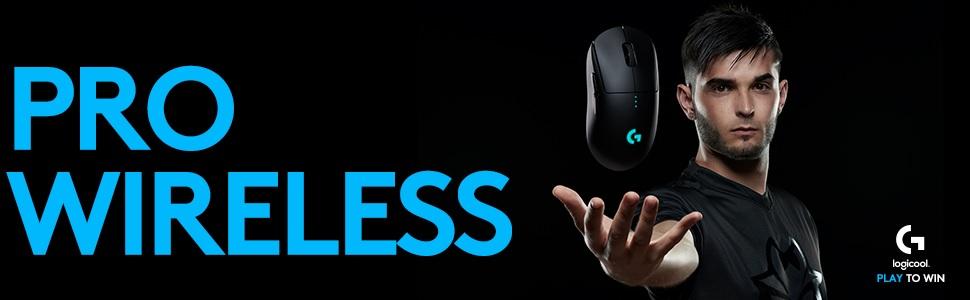 Logicool ロジクールG PRO Wireless ワイヤレス ゲーミングマウス