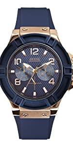 intrepid guess watch; guess; guess watches; guess watch; mens watch; mens watches; watches for men
