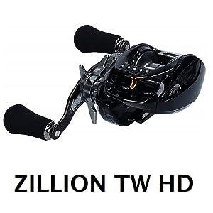 ダイワ(DAIWA) ベイトリール ジリオン TW HD