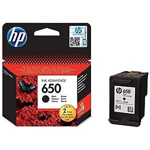 HP original ink CZ101AE, HP 650, black, 360p, 6,5ml, HP Deskjet Ink Advantage