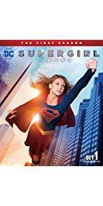 SUPERGIRL/スーパーガール 1stシーズン 前半セット (1~12話収録・3枚組)
