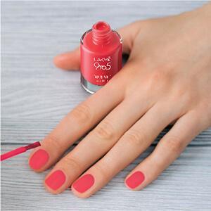 Nail Polish Matte Red