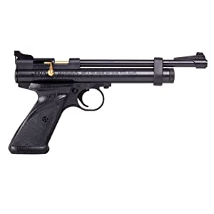Crosman 2240 Bolt Action CO2 Pellet Pistol