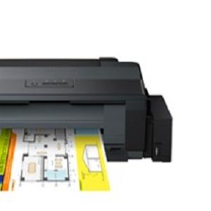 Populære Amazon.in: Buy Epson L1300 A3 4 Color Printer (Black) Online at XP-01