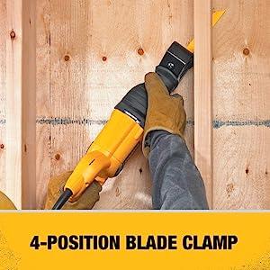 DEWALT Reciprocating Saw, 10-Amp (DWE304) | Product US Amazon