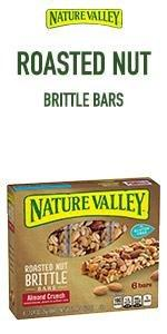 Nature valley coconut butter