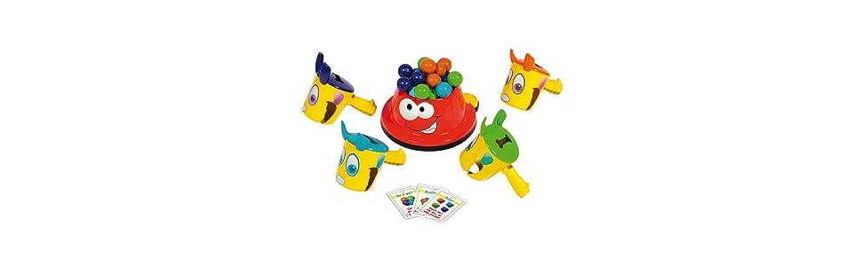 Rocco giocattoli 21189142 acchiappa la polpetta amazon for Acchiappa il coniglio