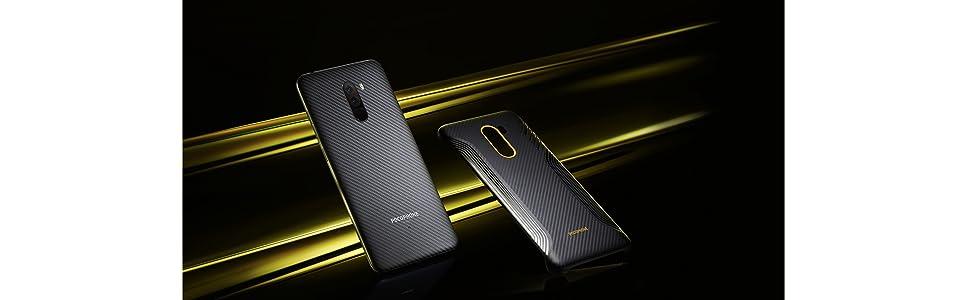 Xiaomi Pocophone F1 - Smartphone Dual SIM de 6.18