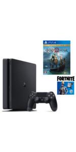 【プライムデー販売】PlayStation4 フォートナイト ネオヴァーサバンドル + ゴッド・オブ・ウォー セット