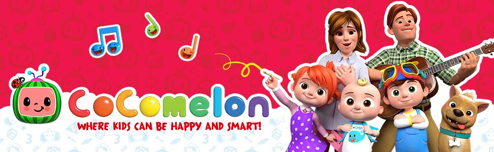 cocomelon figures toys family youtube videos for kids