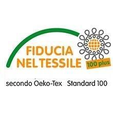 Materasso certificato oeko tex