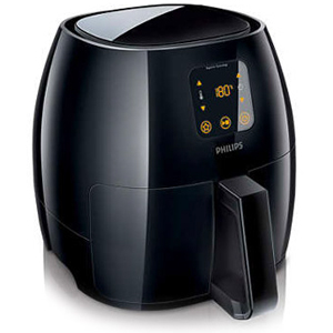 Philips Avance Collection HD9248/96 Low fat fryer 1.2 kg Rapid Air 30 min Solo Black