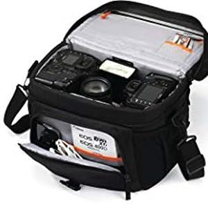Lowepro Nova 170 Aw Kameratasche Schwarz Kamera