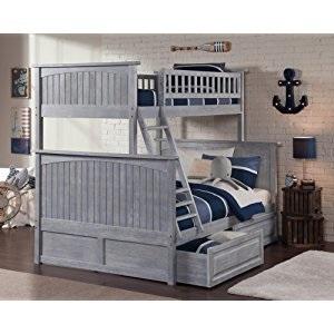 Amazon Com Atlantic Furniture Ar8012114 Concord Bed Twin Xl