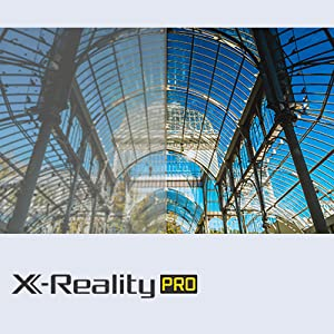 Rediscover every detail with X-Reality PRO