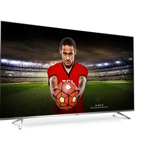 TCL 55DP660 Televisor 55 Pulgadas, Smart TV con Resolución 4K UHD ...