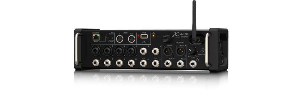 Amazon.com: Behringer X Air XR12mezclador digital de ...