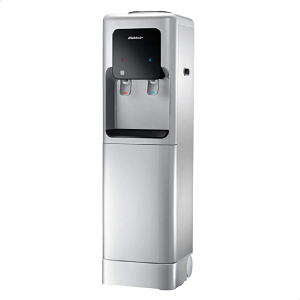 Koldair BFW2.1 Hot and Cold Water Dispenser with Wheels and Fridge