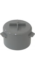 SANEI 防臭ワン 凸凹型 臭気抑制 95mm PH6581-H2