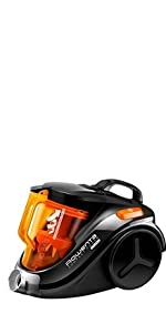 Rowenta RO3753 Compact Power Cyclonic - Aspirador sin Bolsa ...