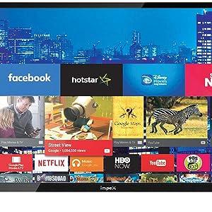 Impex 43 Inch Full HD LED Smart TV - GLORIA 43