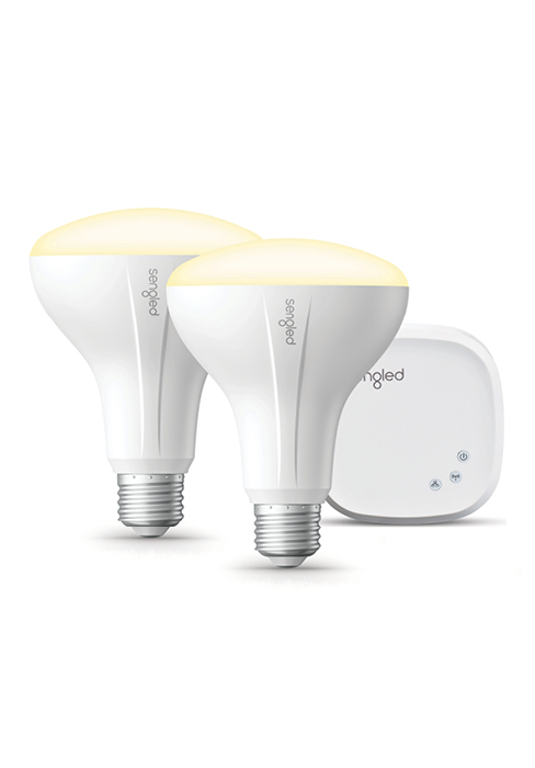 Smart LED Soft White BR30 Starter Kit
