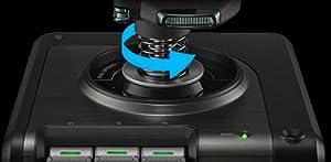 Logitech X56 HOTAS - Controlador con aceleración y palanca RGB ...