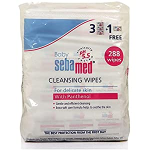 Baby Cleansing Wipes
