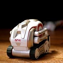 Vector Robot de Anki: su compañero robótico controlado por Voz y AI, con Amazon Alexa Incorporado: Amazon.es: Juguetes y juegos