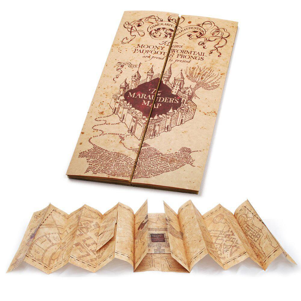 from the manufacturer. amazoncom harry potter marauders map toys  games