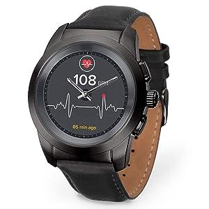 14b1c12df Mykronoz Smart Watch Black: Amazon.ae