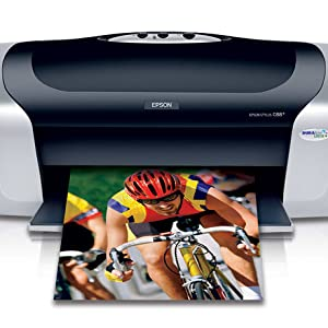 Epson Stylus C88+ Inkjet Printer Color 5760 x 1440 dpi Print Plain Paper Print Desktop Model C11C617121