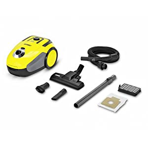 Karcher Vacuum Cleaner VC 2, Yellow