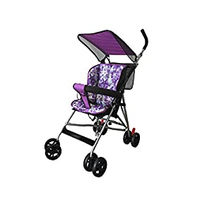 Baby Stroller for Girls, Purple, HP-300DX