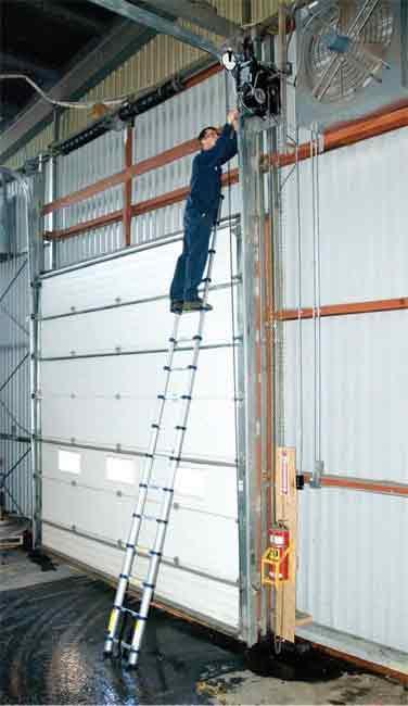 xtend climb 785p aluminum telescoping ladder. Black Bedroom Furniture Sets. Home Design Ideas