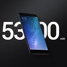 Mi Max 2 (Black, 4GB RAM, 64GB Storage)