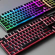 Compatible with HyperX mechanical gaming keyboards