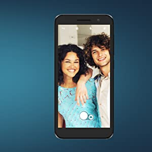 "Alcatel 1 - Smartphone de 5"" (Quad-Core 1.28 MT6739, RAM"