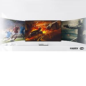 LG 43LK6100PLB FULL HD - TV con Inteligencia artificial ...