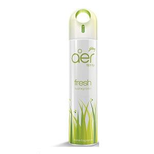 Godrej aer spray, Air Freshener - Fresh Lush Green