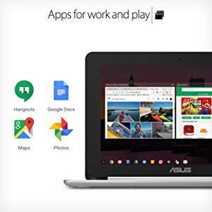 ASUS Chromebook Flip C101PA-DB02 10.1inch Rockchip Google Play Store Ready Touchscreen