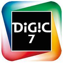 高画質化と多機能化を追求、新・映像エンジン DIGIC 7搭載!