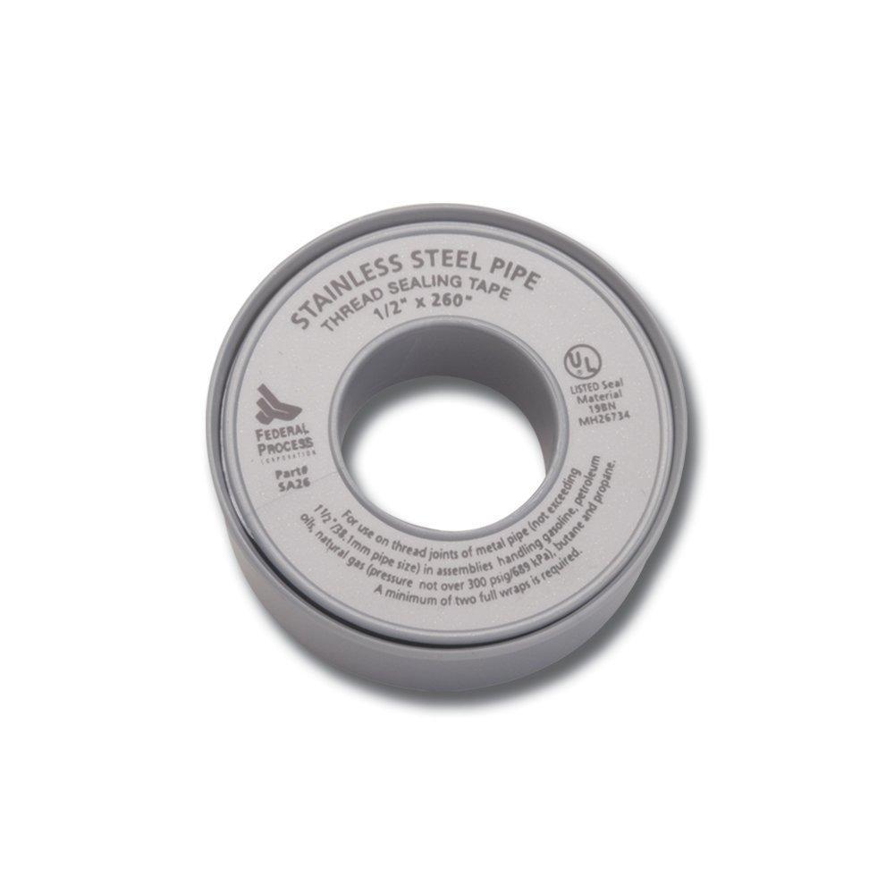 Gasoila Nickel Ptfe High Density Thred Tape Roll 450 To