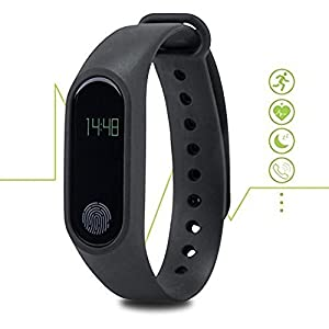 M2 Bluetooth Intelligence Health Smart Band Wrist Watch Monitor