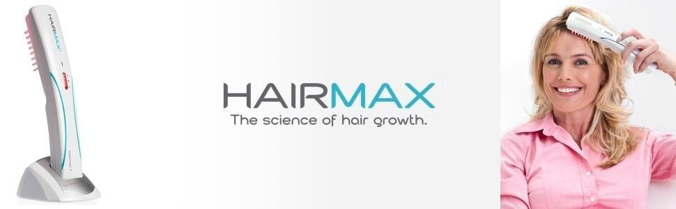 Amazon Com Hairmax Advanced 7 Lasercomb Luxury Beauty