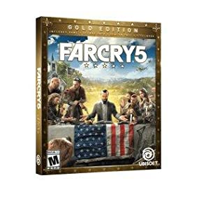 far cry 5 ps4 gold edition media markt
