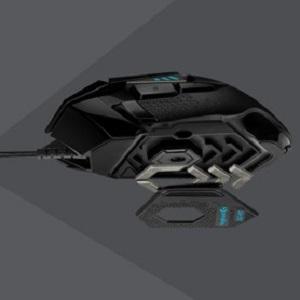 Logicool ロジクール G502 HERO ゲーミングマウス G502RGBh