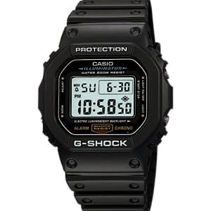 Amazon.com  Casio Men s G-shock DW5600E-1V Shock Resistant Black ... aaaf8d5d63