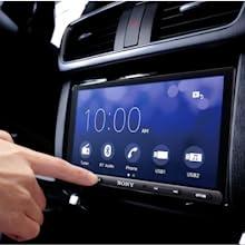 "Sony XAV-AX5000 7"" Apple Car Play, Android Auto, Media Receiver with  Bluetooth"